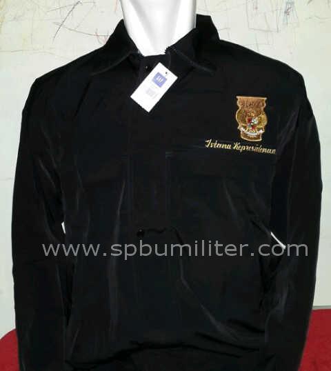 jacket istana presiden asli