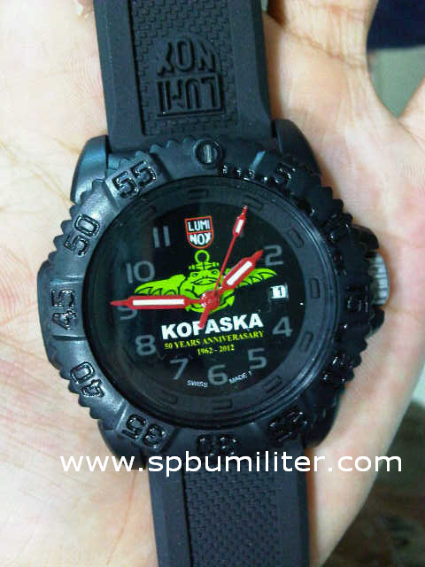 luminox kopaska edition
