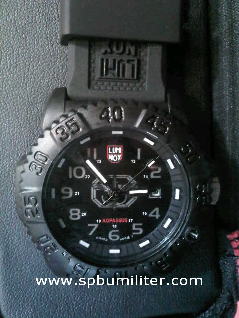luminox kopasssuuss