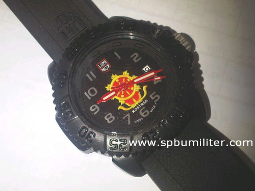 luminox kostrad