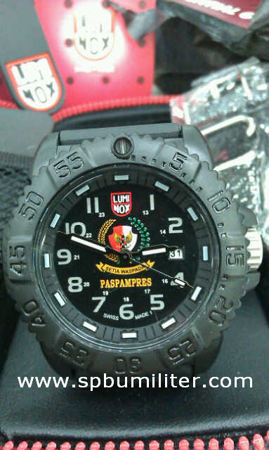 luminox paspampres