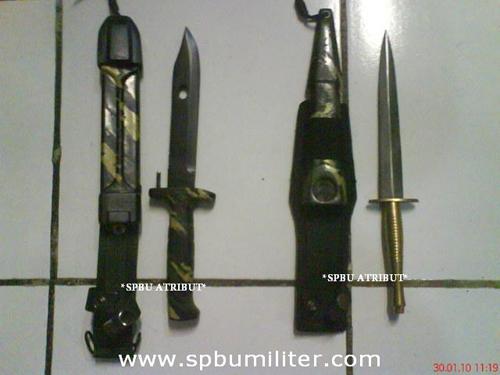 pisau marinir & kopasus