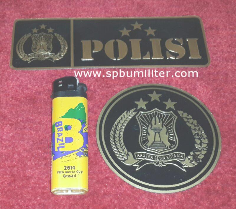 stiker polisi new