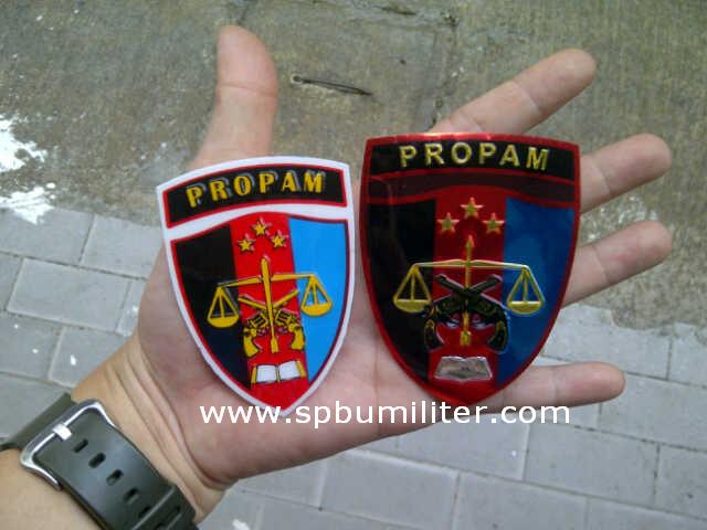 stiker propam new