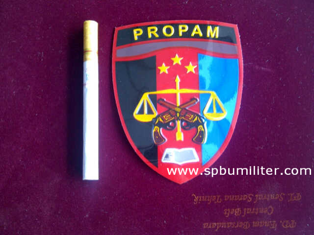 stiker propam