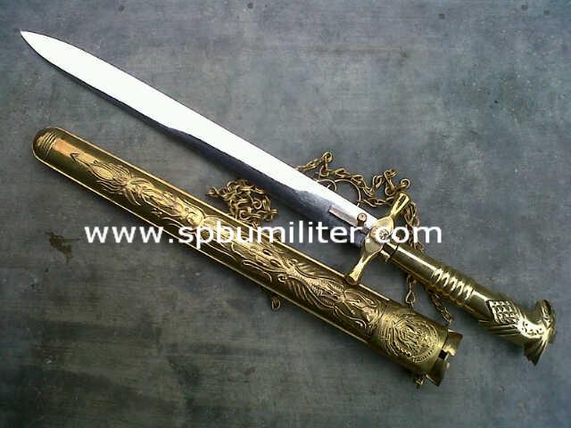 pedang upacara akpol