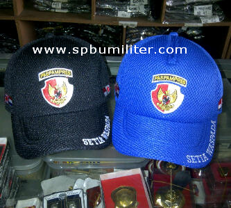 topi paspampres new