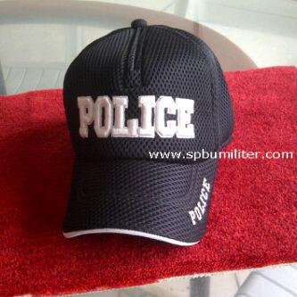 topi police model jaring