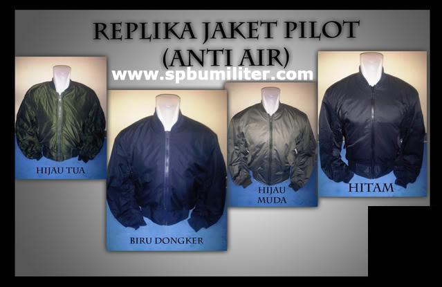 jacket auri pilot anti air