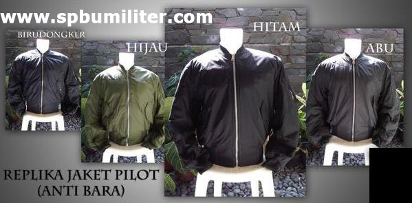 jacket pilot auri anti bara