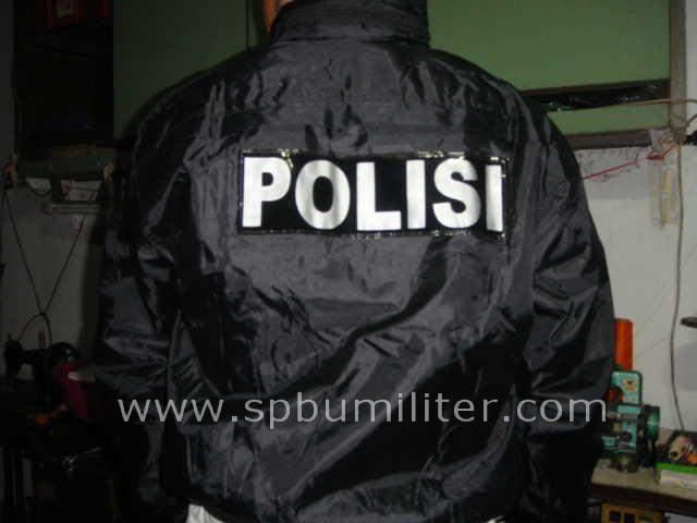 jacket polri