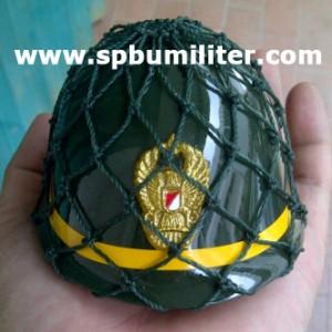 HELM MINIATUR TNI AD JARING