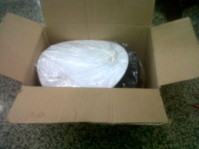 paket keluar negeri