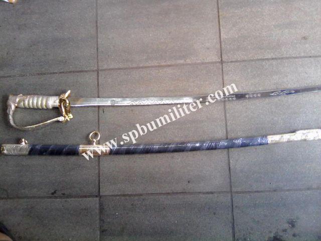pedang upacara tni al