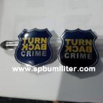 HARNESS ANJING K9 TURN BACK CRIME