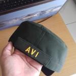 TOPI JENDRAL BINTANG 2 TNI SISTEM VELCRO